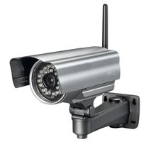 ip camera 300K Pixels CMOS Sensor Free P2P Server Wireless Motion Detection Nightvision 24 IR lights(China)