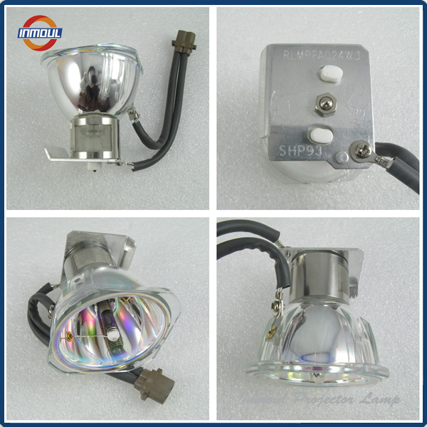 Replacement Projector bare Lamp AN-XR20LP for SHARP XG MB67X / XR 20S / XR 20X / XG MB65X / XG MB67 ect.<br>