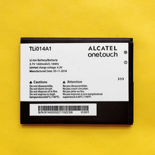 Original Battery TLi014A1 For Alcatel one touch Fire 4012 A X 5020 5020D CAB31P0000C1 CAB31P0000C2 High Quality 1400mAh Batterie