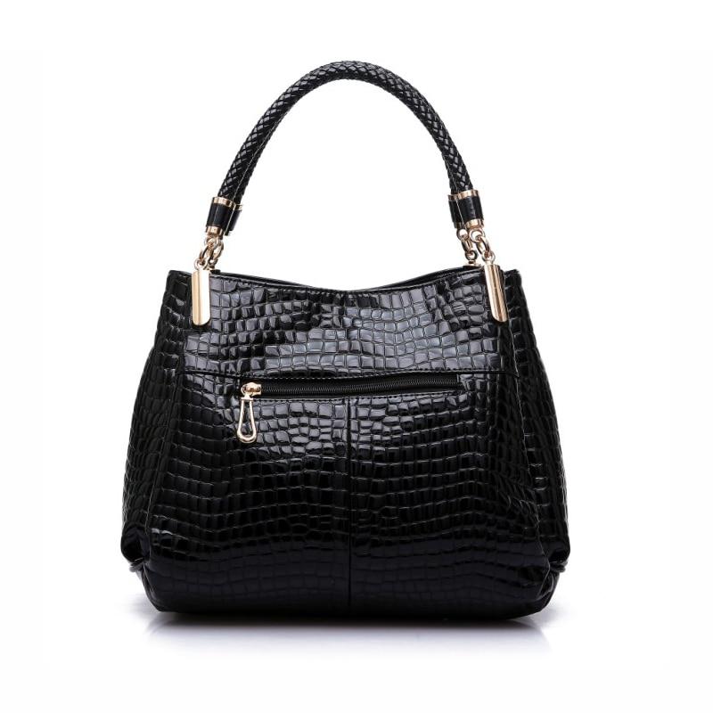 2017 large tote bag England Style designer women leather handbag PU lady big shoulder bag casual bolsa feminina BLACK RED BULE<br>