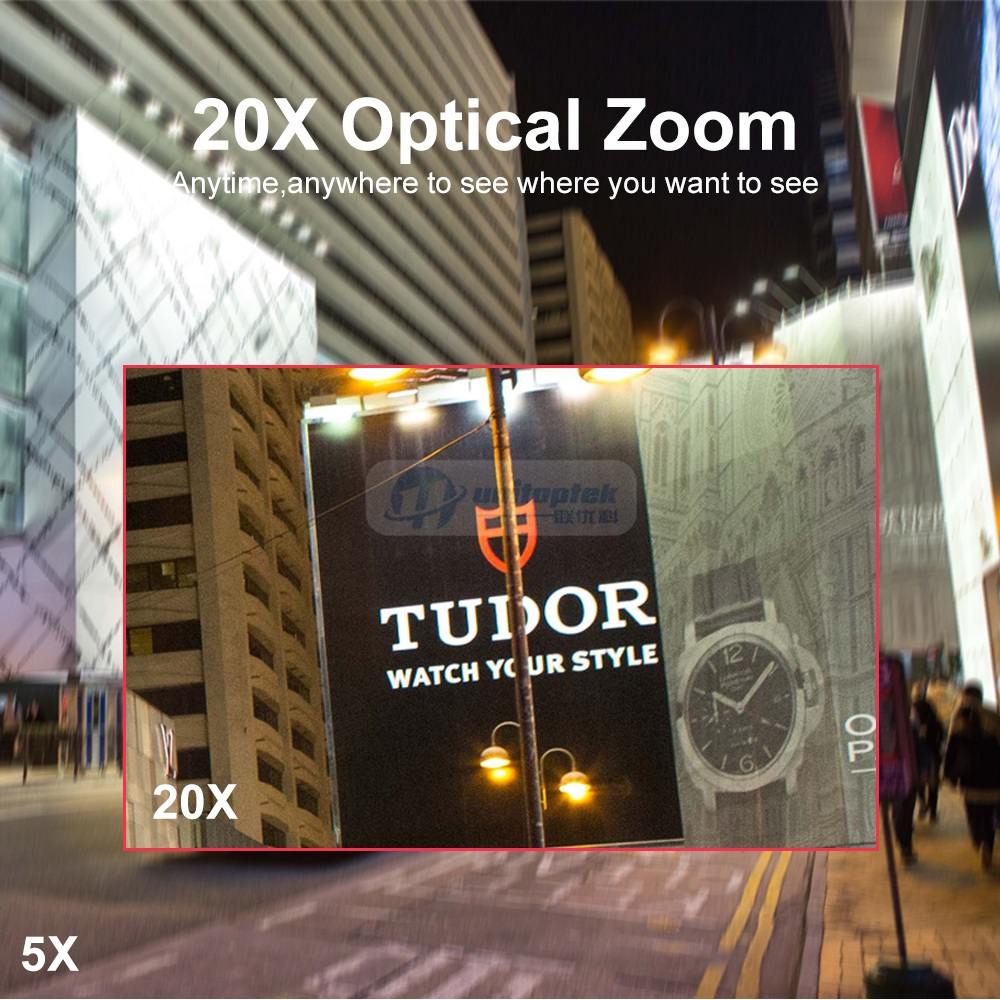 09 PTZ IP Camera