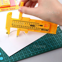 High Quality Taiwan's Brand Tailoring Round draw Compass Knife Circle Cutter Utility knife DIY Handmade Essential Sewing Tool