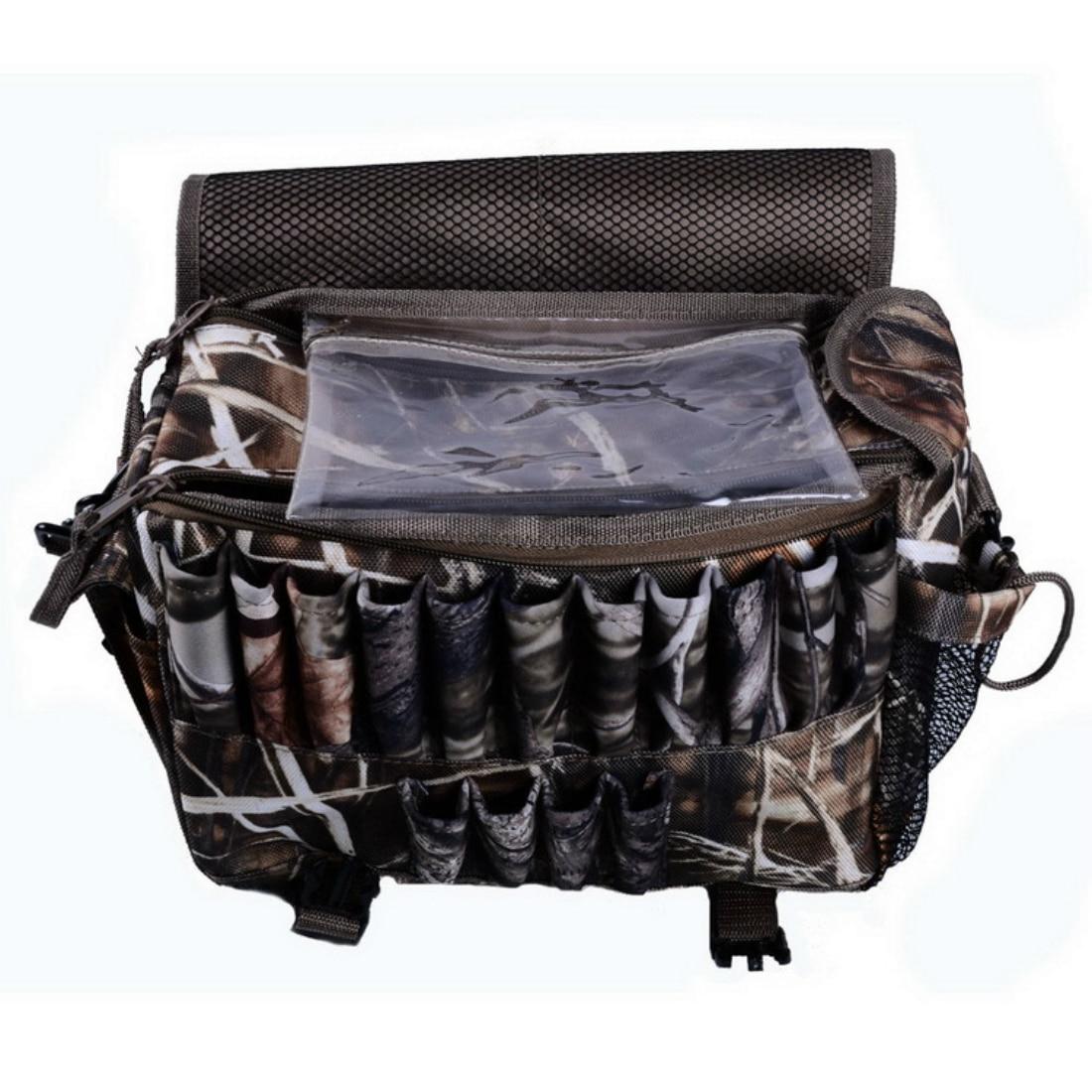 1200D Camouflage Deluxe Range Hunting Bag Duffle Military Molle Gear Shoulder Strap Range Bag Tactical Military Sport Bag<br>
