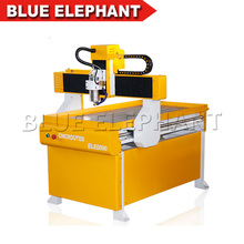 CNC Router 0609 & Dust Collector For Mini CNC Router 6090 3 Axis Woodworking CNC Drilling Machine(China)