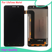 100% Original Quality UleFone Metal LCD Display Touch Screen Assembly Replacement Repair Accessories Free Tools - DCCompras Tech CO.,Ltd Store store