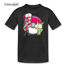 Pokemon Baby T Shirt Girl Boys 100% Cotton Design Quality T-shirt Kids Summer Top Printed Tshirt Children Cloth Best Selling