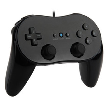 classical Wired Joystick joypad Gamepad Gaming Controller Remote for PC Game consoles Nintendo Wii(China)