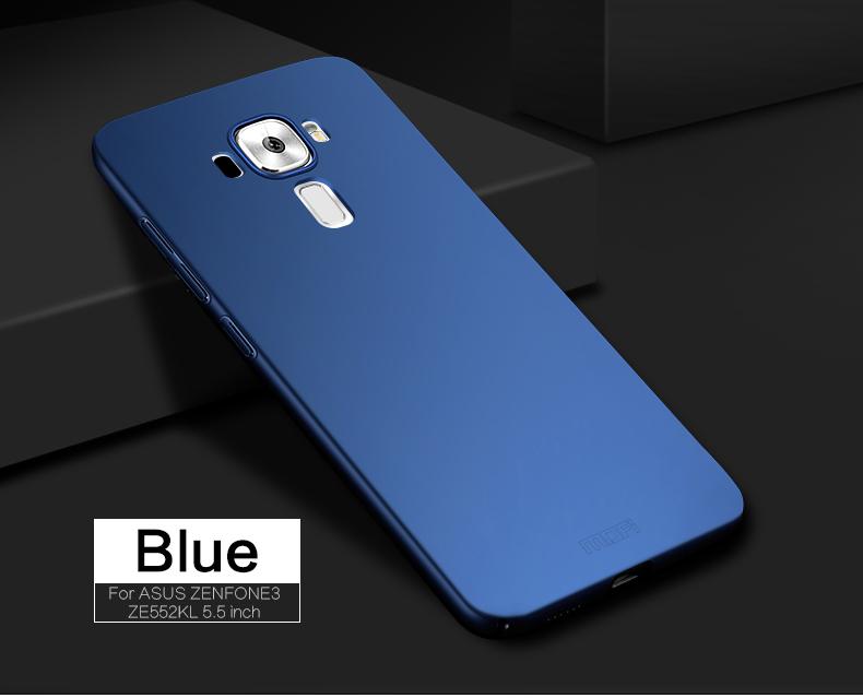 "Asus Zenfone 3 ZE552KL Case Hard Back Luxury Full Cover PC Plastic Mofi Original Phone Case For Asus Zenfone 3 ZE552KL 5.5"" 13"