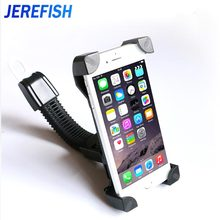 Motorcycle Bicycle Phone Holder Mobile Phone Stand Support for iPhone All kinds of Mobile GPS PDA MP4GPS Bike Holder(China)