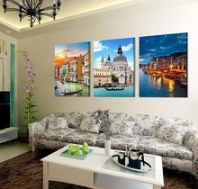 Mediterranean Sea HD High Quality Canvas Print Painting Artwork Wall Art Canvas painting Wholesale