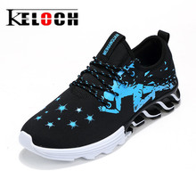 Keloch Newest Running Shoes Men Mesh Breathable Walking Sneakers For Men Male Training Shoes Zapatillas Hombre Deportiva