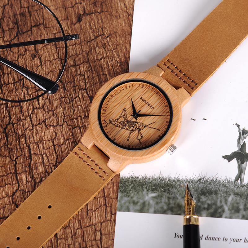wooden men wrist watches for men bobo bird (23)