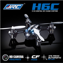 2MP Mini Drones With Hd Camera Jjrc H6c Micro Quadcopters With Camera Rc Helicopter Camera Professional Drones Nano  F16592/3