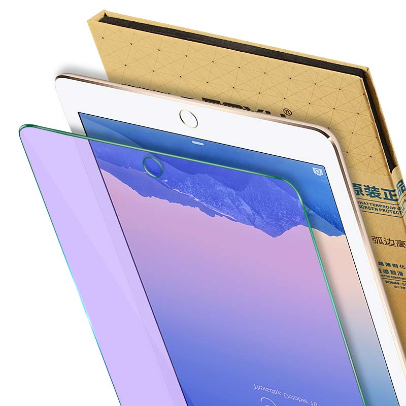 zoyu For ipad air 2 Tempered Glass Screen Protecto...