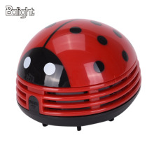 Free Ship Balight Mini Ladybug Car Cleaner Dust Collector Car Electronics Car Electrical Appliances Vacuum Cleaner(China)