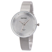 Women Watch Fashion Analog Quartz Round Wrist Watch Watches relogio feminino Hot Free Shipping,N 40