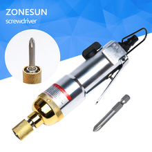 Pneumatic Air Screwdriver 6-8mm Pneumatic Screwdriver 8500rpm Industrial Professional Air Screwdriver Gun Tools Screwdriver(China)