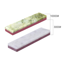 3000#/10000 Grit Double Side knife sharpener Combination Whetstone Knife Sharpening Stone Grindstone for Kitchen