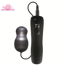 Buy Aphrodisia Flashing Vagina Balls g-spot Vibrator Jump Egg Vibe Adult Products,7 Vibrations Remote Control Vibrators Woman