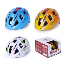 Winmax hot sale Children's Safety Bicycle Helmet  For Climbing/Bike Protect Children Head 3 Color  Integrally-molded Helmet