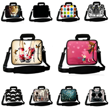 For Huawei Apple Macbook Pro Sony Asus Notebook 15.6 12 13 14 15 17 10 inch Shoulder Strap Messenger Laptop Bags Free Shipping