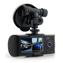 "2017 2.7"" Vehicle Car DVR Camera Video Recorder TFT LCD Dash Cam G-Sensor Camera Double Lens GPS Module Automatic Cycle"