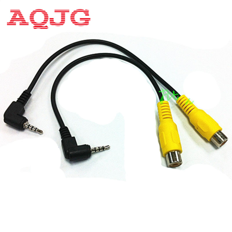 Detail Feedback Questions About 2 5mm Av In Adapter Cable 2 5mm Gps