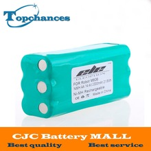 High Quality 14.4V 2000mAh 2.0Ah Ni-MH Replacement Vacuum Battery for Libero Vacuum 0606004, M606 14.4 Volt