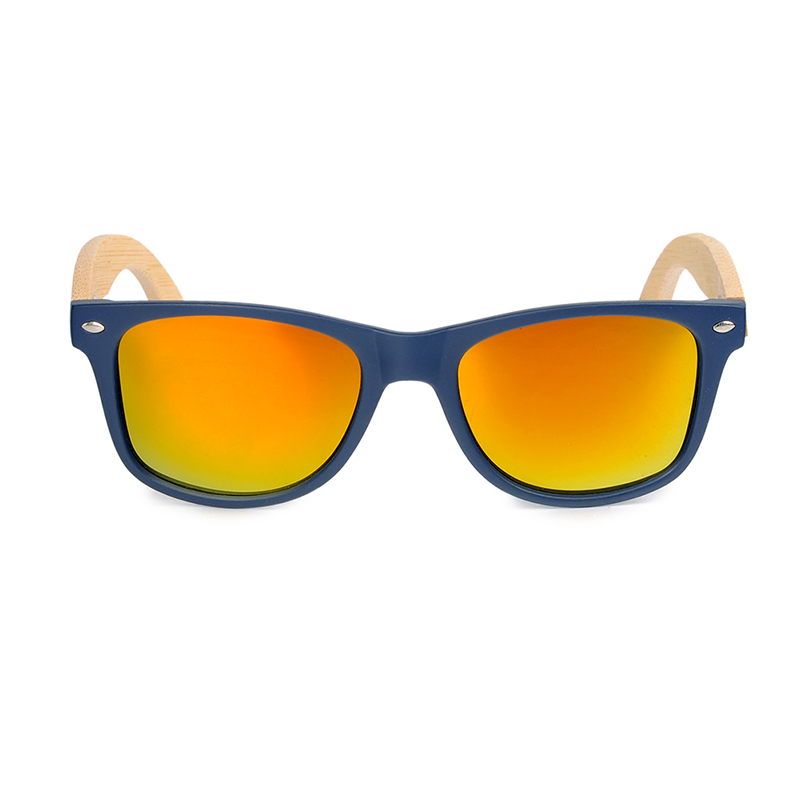 Deep Blue Plastic Polarized sunglasses women and mens (11)