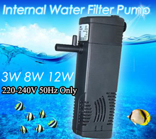 3W/8W/12W aquarium filter water pump, canister filter aquarium, aquarium biochemical sponge filter, aquarium filter pump air