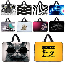 11.6 12 Laptop Notebook Cover Bag For Macbook Air 11 Surface Pro 3 Computer Neoprene Cases Bag For 7 10 12 13 15 17 inch Mini PC
