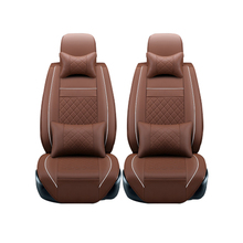 Leather car seat covers For Maybach car accessories car-styling