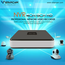 VStarcam N800 Eye4 Onvif 8CH NVR HD ONVIF Network Video Recorder For VStarcam IP Camera HDMI Output Interface Cloud Storage