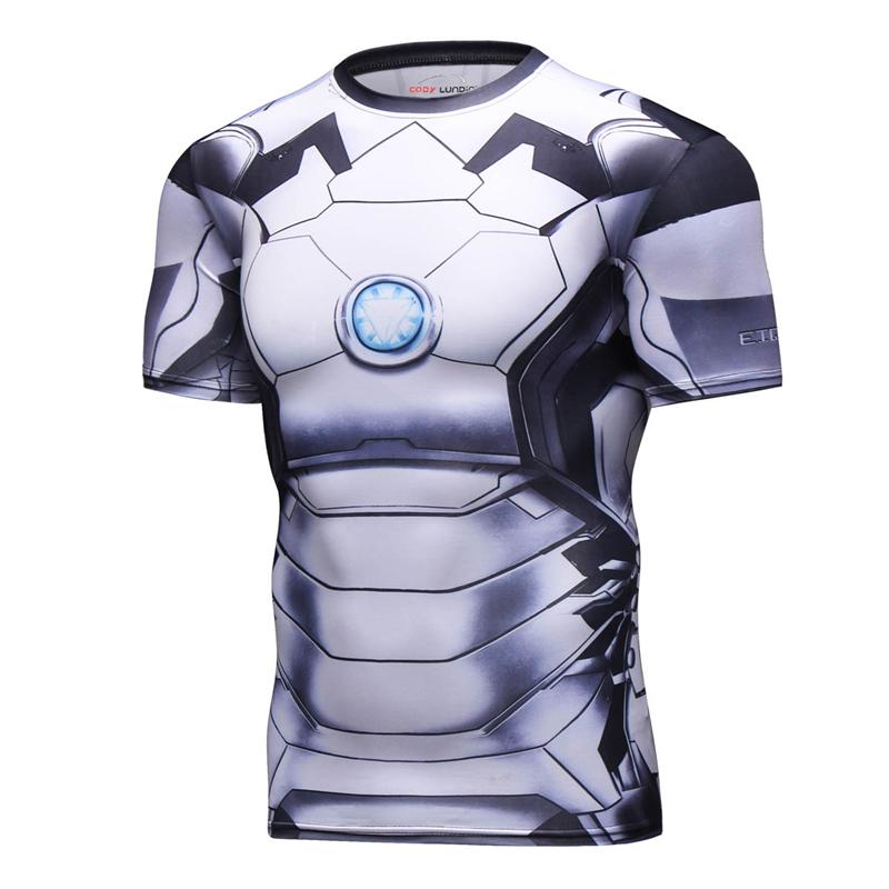 Iron-man-3D-Bedruckte-T-shirts-Men-Compression-Hemd-2017-Spiderman-Cosplay-Langarm-Tops-M-nnlich
