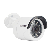 CTVMAN Security IP Camera POE Outdoor 720P Mini Onvif IR Night Vision Camaras de seguridad P2P Surveillance Network IR Kamera
