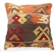 Pure wool hand-woven pillows KILIM jilimu import and export air cushion pillow exotic peoples 60x60cm