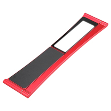 Hot Sale 4.5W LED Modern Foldable Eye-care Dimming Table Desk Lamp (Red)(China)