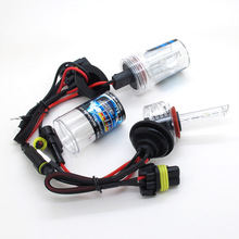 Xenon HID bulb 35W 55W Car Headlight 12V H11 Xenon lamp 3000k 4300k 5000k 6000k 8000k 10000k 12000k pink purple green