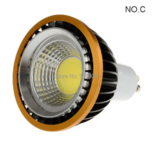 High quality gu10 Dimmable Led Lamp par20 COB 9W E27 GU10 E14 Light 85-265V 110v 230v Spotlight led bulb par 20 lighting(China)