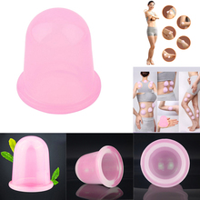 Chinese Vacuum Cupping Body Massager Anti Cellulite Massager Therapy Body Cups Medical Vacuum Silicone Massage Cups Health Care