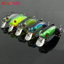 20% Off For 2 !! 5.5cm 9g Sea Monster Fishing Lures Minnow Lure Crankbait 3d Fish Eye Artificial Lure Swim Bait  CB019