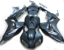 Injection Mold Fairing For Honda CBR1000RR CBR 1000 RR 2006 - 2007 CBR 1000RR 06 07 Motorcycle Fairings Kit Bodywork Black Paint