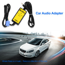 Car Auto Audio MP3 Player Interface Aux In Adapter Cable Fit for VW Volkswagen 8P USB+AUX Audio Adapter