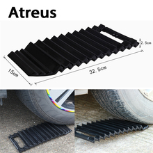 Atreus Car Snow Tire Anti-skid Chains Wheel Tires Mat Tools For Lexus Honda Civic Opel astra h j Mazda 3 6 Kia Rio Ceed Volvo(China)