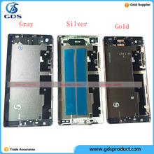 Free shipping High quality housing cover for p8 battery door case shell parts Replacement(China)