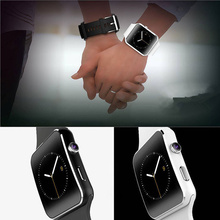 Bluetooth Smart Watch With Camera Best Digital Phone Smartwatch For Samsung iphone LG Android IOS New Fitness Sport Smat Watch(China)