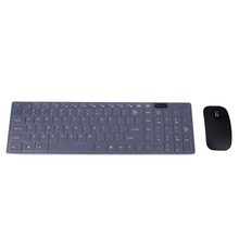 Original 2.4G Optical Wireless Keyboard & Mouse USB Receiver& Keypad Film Kit For PC Computer Desktop Laptop Notebook