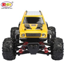 2017 Hot Sales Original SUBOTECH BG1510D 1 : 24 2.4GHz Full Scale High Speed 4WD Off Road Racer Truck Car Model Off-Road Vehicle(China)