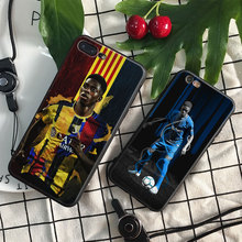 Ousmane Dembele 11 Logo Coque Phone Case Cover Shell Bag For Apple iPhone X 8Plus 8 7Plus 7 6sPlus 6s 6Plus 6 5 5S SE(China)