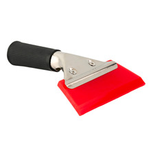 2017 Red Plastic and Metal Window Tint Tool Squeegee Razor Blade Scraper With Handle For Home Car High Quality Car Accessories